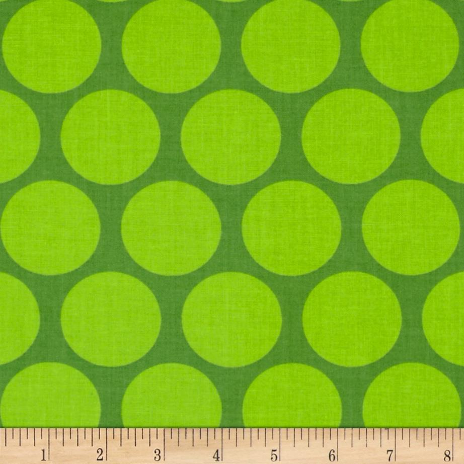 Ace Jumbo Dot Green