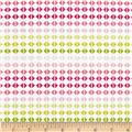 Hot House Flowers Diamond Grid Pink