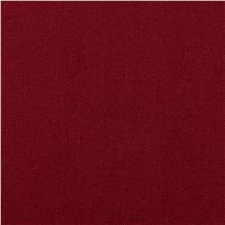 Premium Broadcloth Burgundy Fabric