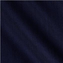 Amanda Polyester Shirting Navy