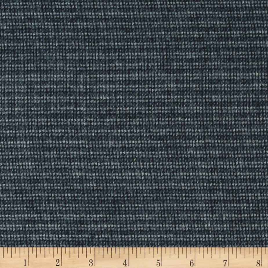 Color Catchers Yarn-Dye Flannel Texture Dark Charcoal