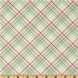 Sugar Hill Plaid Ivory