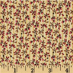 Quilts of Florence Peto Series Small Vines on