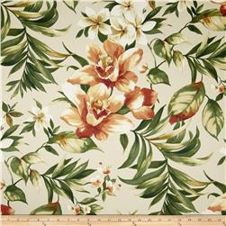 Covington Cammi Floral Twill Harvest Fabric