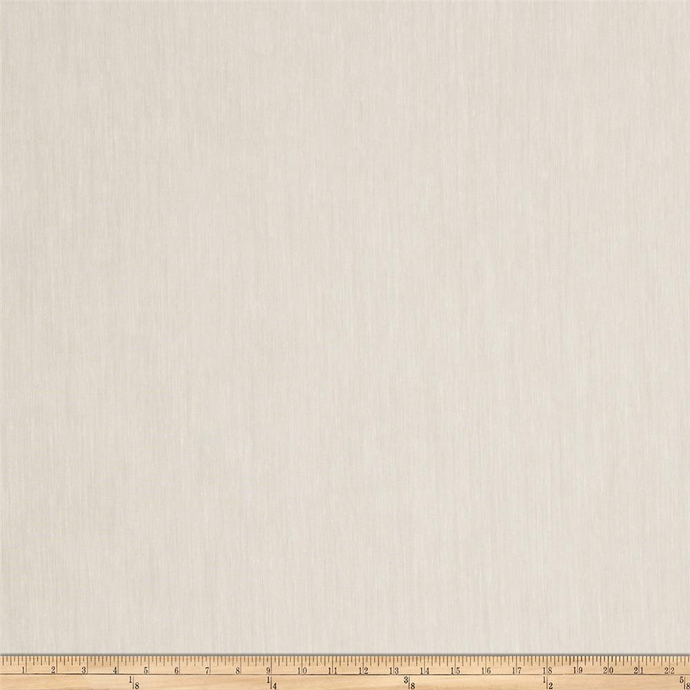 Fabricut Frosted 118'' Sheer Ivory