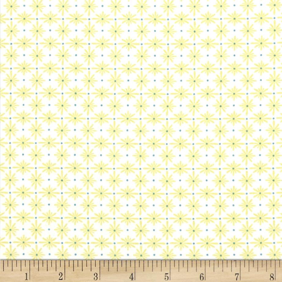 Girls Night Out Flower Yellow