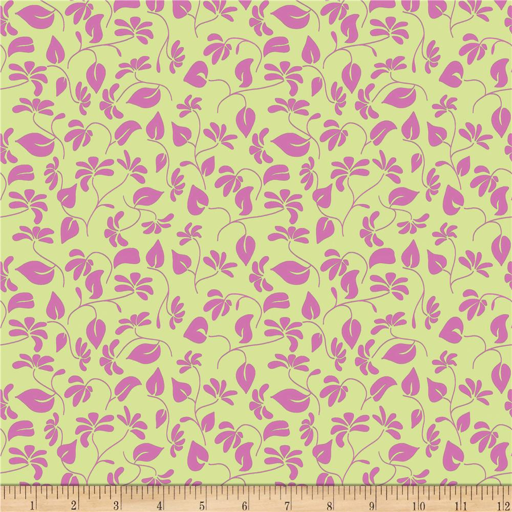 Riley Blake Splendor Floral Green