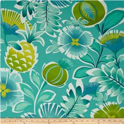P Kaufmann Indoor/Outdoor Calypso Turquoise Fabric