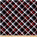 Scottie Love Pet Plaid Black