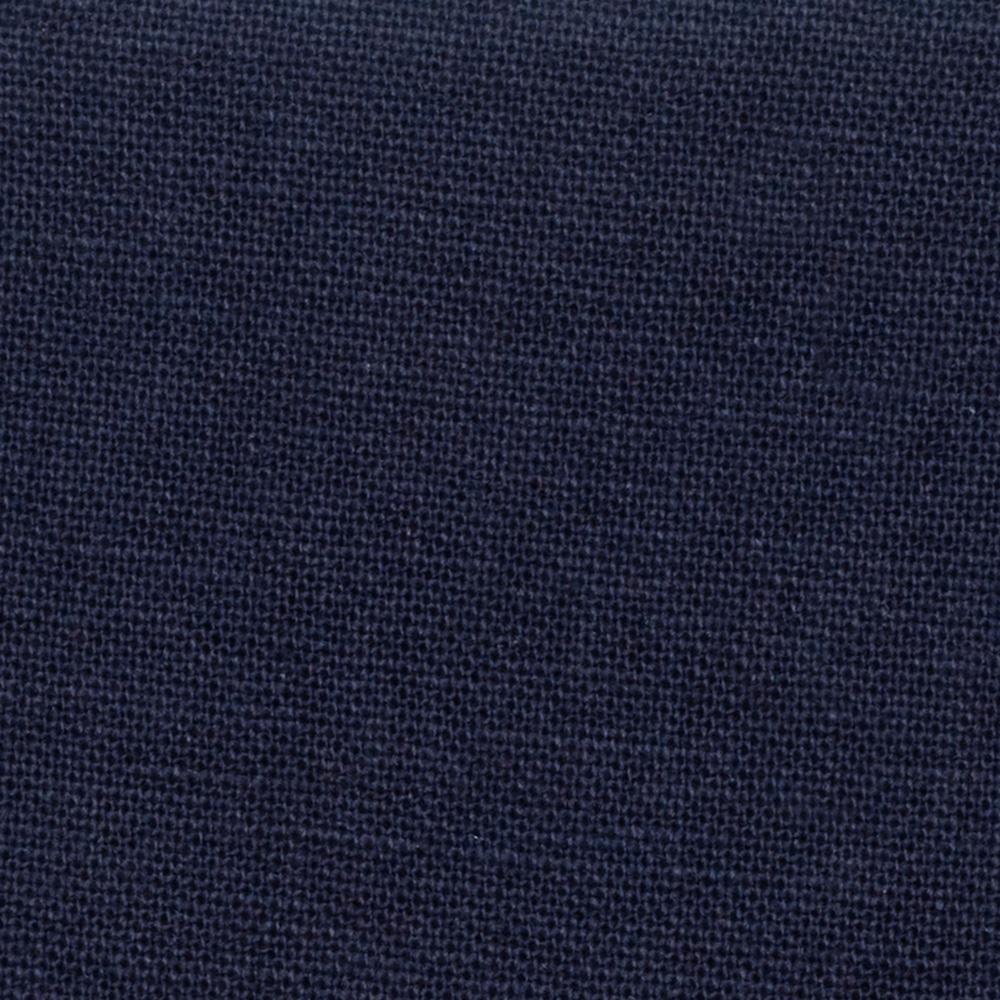 Jaclyn Smith Linen/Cotton Blend Indigo - Discount Designer ...
