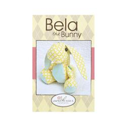 Sweetbriar Sisters Bela The Bunny Stuffed Animal Pattern