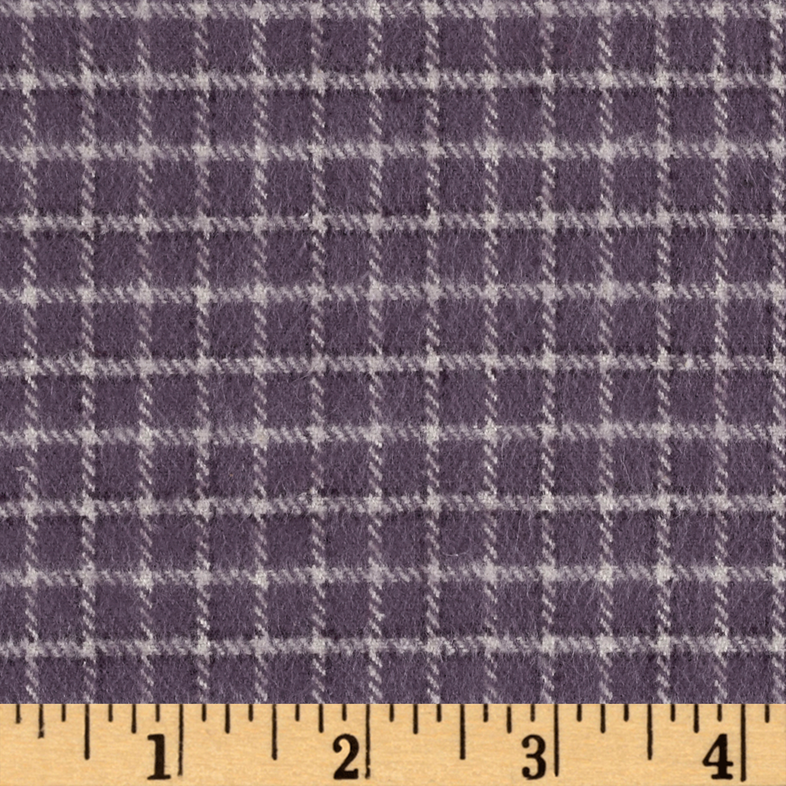 Marcus Primo Plaids Check Plum Fabric by Marcus in USA