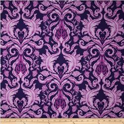 The Garden of Earthly Delights Damask Purple
