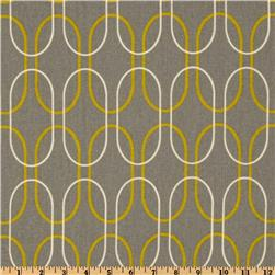 Premier Prints Shiba Summerland Grey/Natural Fabric