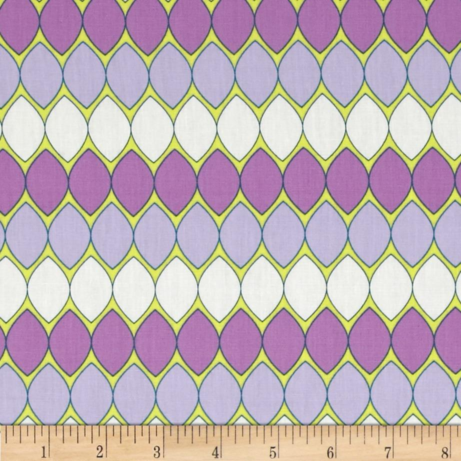 Art Gallery Dreamin' Vintage Mod Pop Lavender
