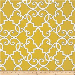 Swavelle/Mill Creek Woburn Sunflower Fabric