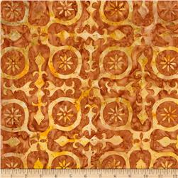 Timeless Treasures Tonga Batiks Tribal Cognac