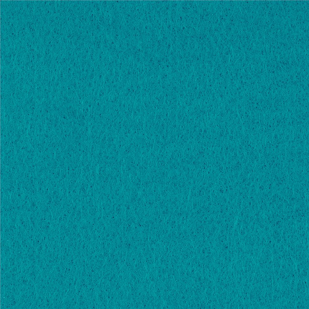 "Rainbow Classic Felt 72"" x By the Yard Craft Felt Aqua"