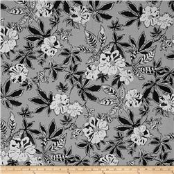 Kaufman Shimmer Pearl Metallic Collage Pewter