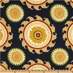 Duralee Home Ponderosa Navy Blue