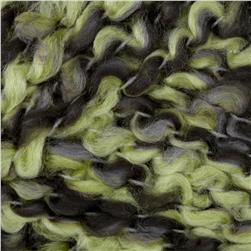 Bernat Soft Boucle' Yarn (46247) Steel Green