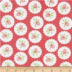 Lulu Roses Lotti Red