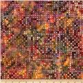 Bali Batik Handpaints Needlepoint Autumn