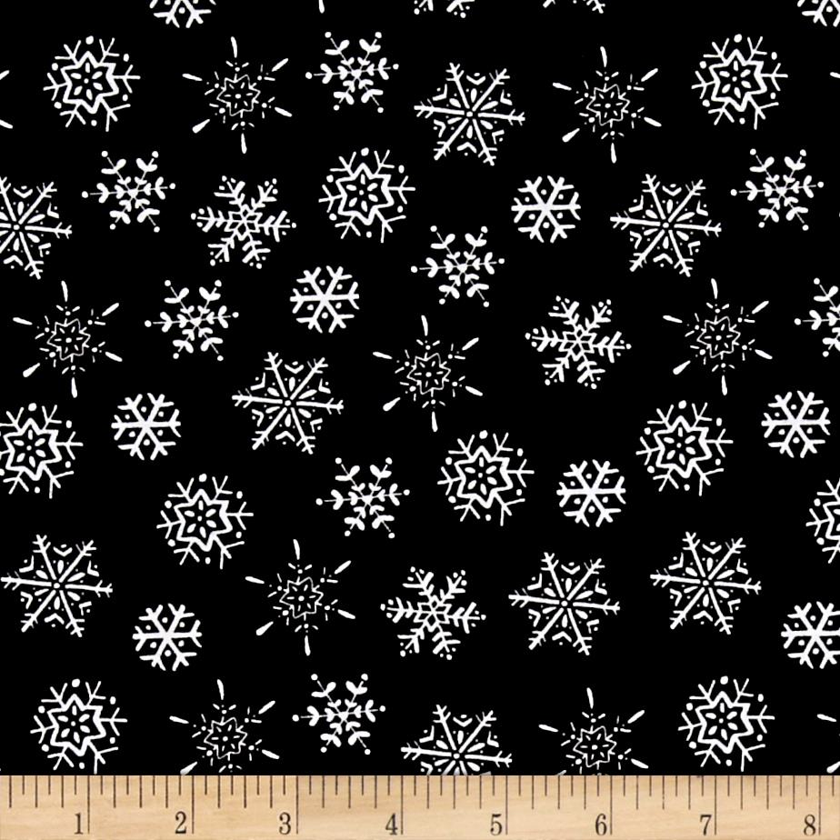 Frosty Fun Small Toss Black