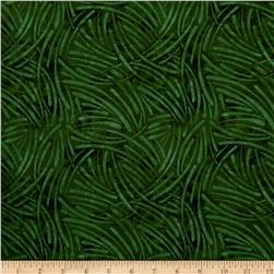 108'' Wide Essential Quilt Backing Chopsticks Green