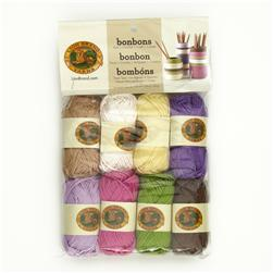 Lion Brand BonBons Yarn Pack Nature