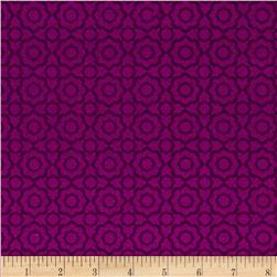 Twilium Tone on Tone Tile Purple