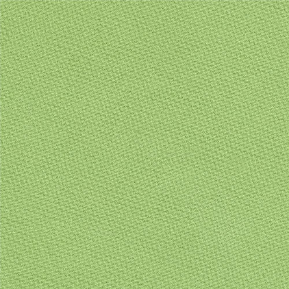 Solid ITY Stretch Knit Light Lime Fabric