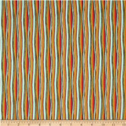 Poppy Delight Stripe Multi
