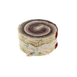 Moda Woodland Summer 2 1/2'' Jelly Roll
