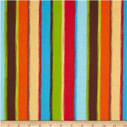 Monkey Mates Stripe Multi
