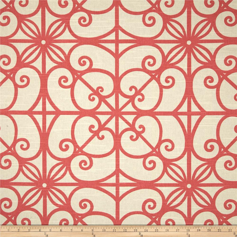 Home Accent Puerta Trellis Hawaiian Punch