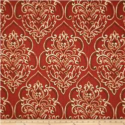 Duralee Home William Damask Brick