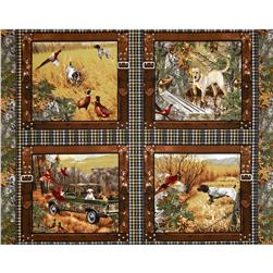Realtree Field of Gold Pillow Panel Multi