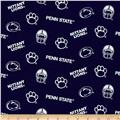 Collegiate Cotton Broadcloth Penn State University