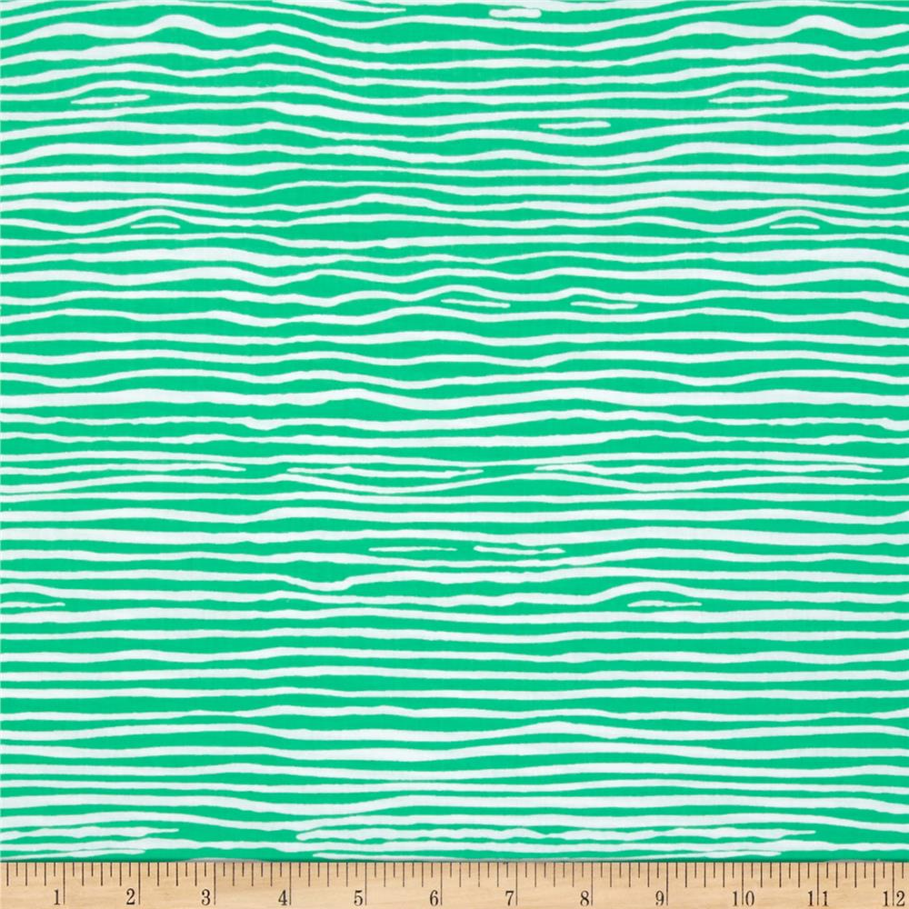 Kaffe Fassett Creased Green