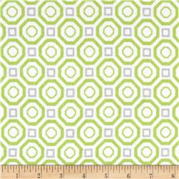 Flannel Oh-So-Coco Green