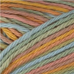 Peaches & Creme Ombre Yarn (2222) Butter Cream