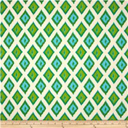 Premier Prints Carnival Grasshopper/Natural Fabric