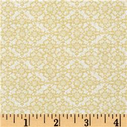 Brooketon Tone on Tone Floral Cream