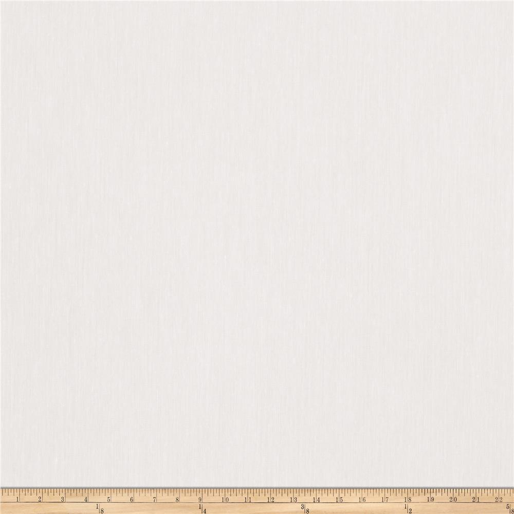 "Trend 03190 Winter 116"" Sheer Drapery White"