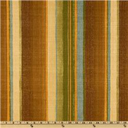 Tommy Bahama Indoor/Outdoor Kalani Stripe Coffee Bean