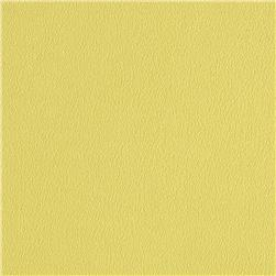 Whistle Crepe de Chine Canary Yellow Fabric