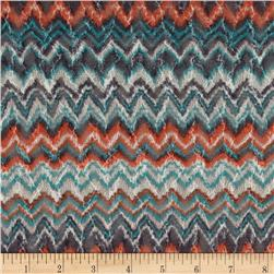 Novelty Sweater Knit Chevron