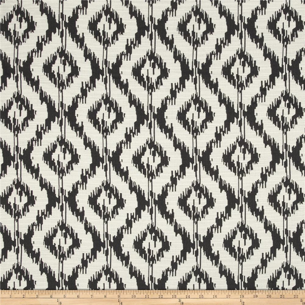 Eroica Tribal Jacquard Charcoal
