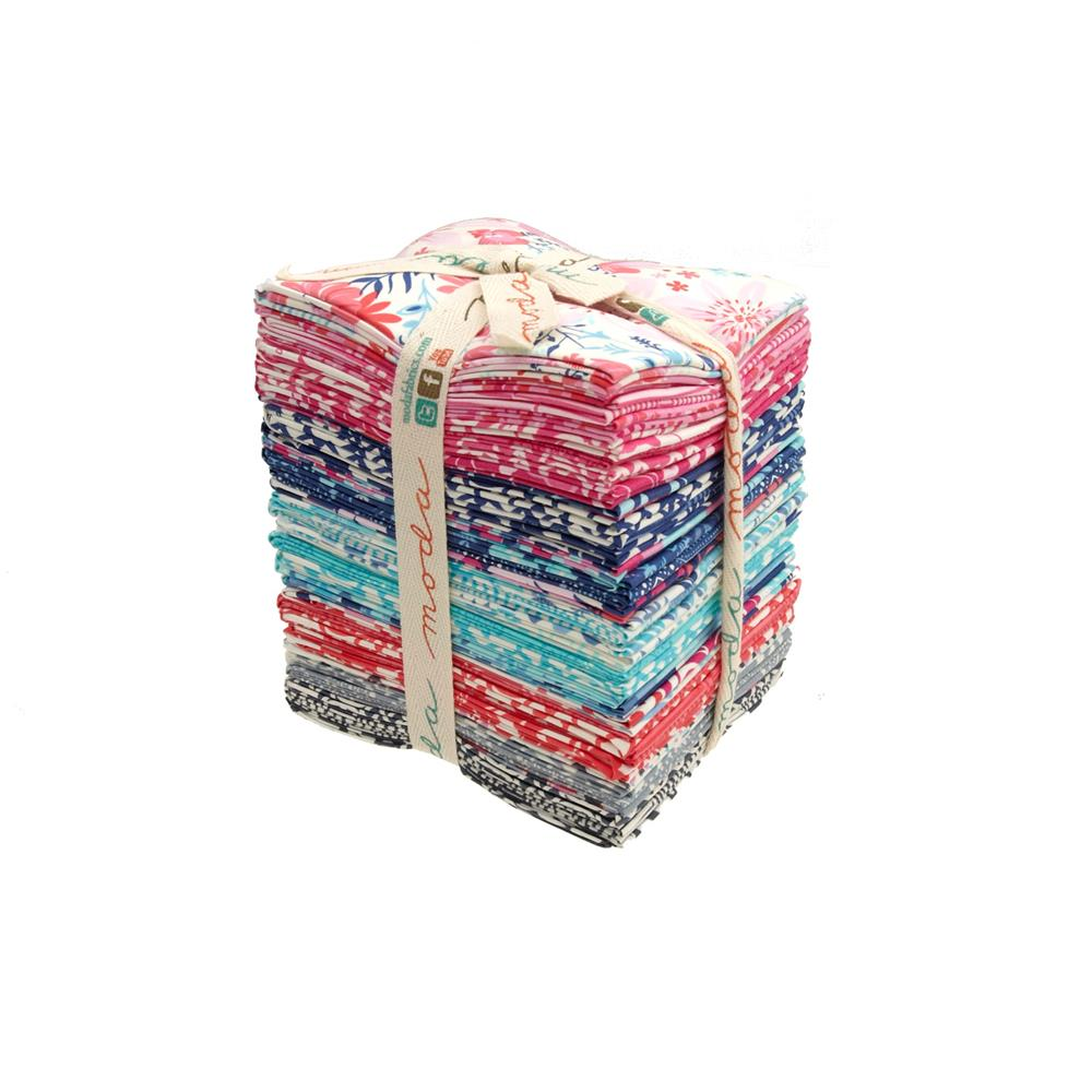 Moda Paradiso Fat Quarters